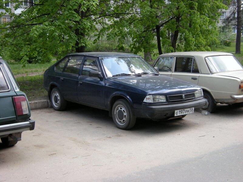 2 Москвич-2141.20110521.JPG