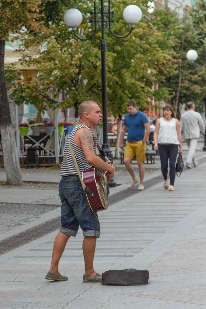 Музыкант, улица Московская