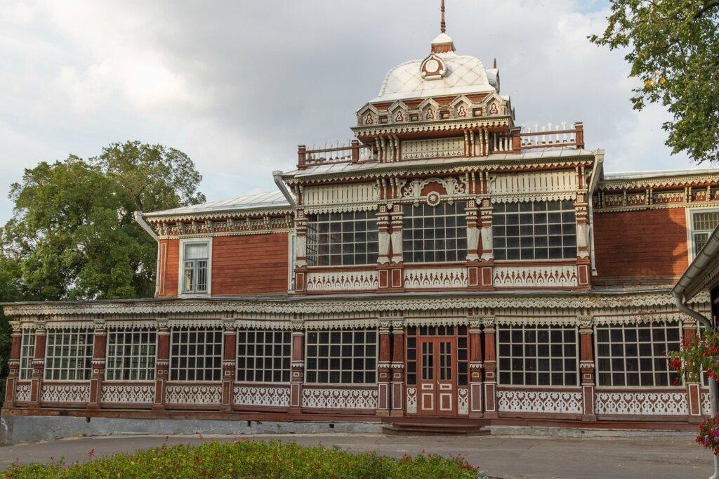 Дворец народного творчества, Летний дом Дворянского собрания, Рязань