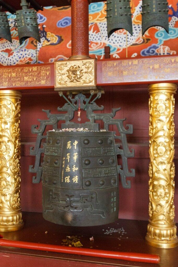 Колокол, Храм Императорских Предков