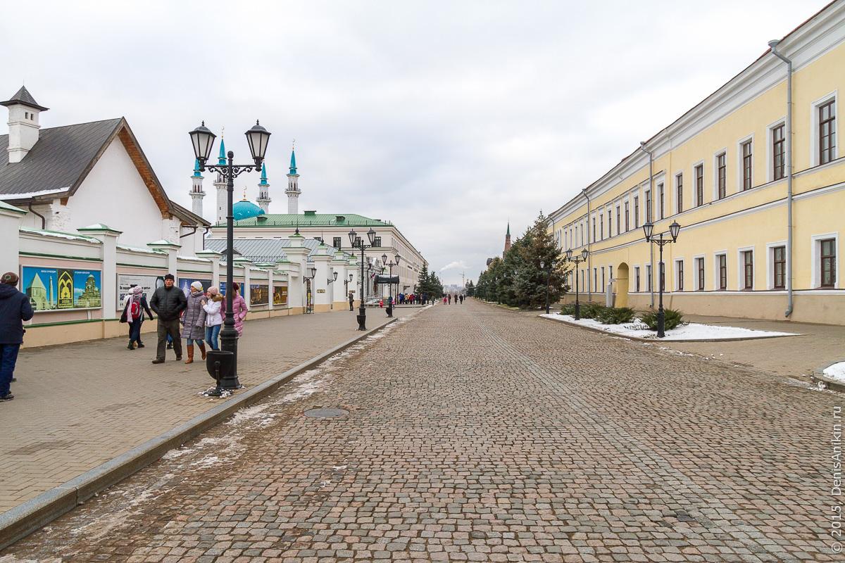 Казанский кремль 4