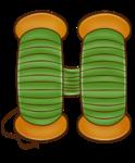 Предметный алфавит