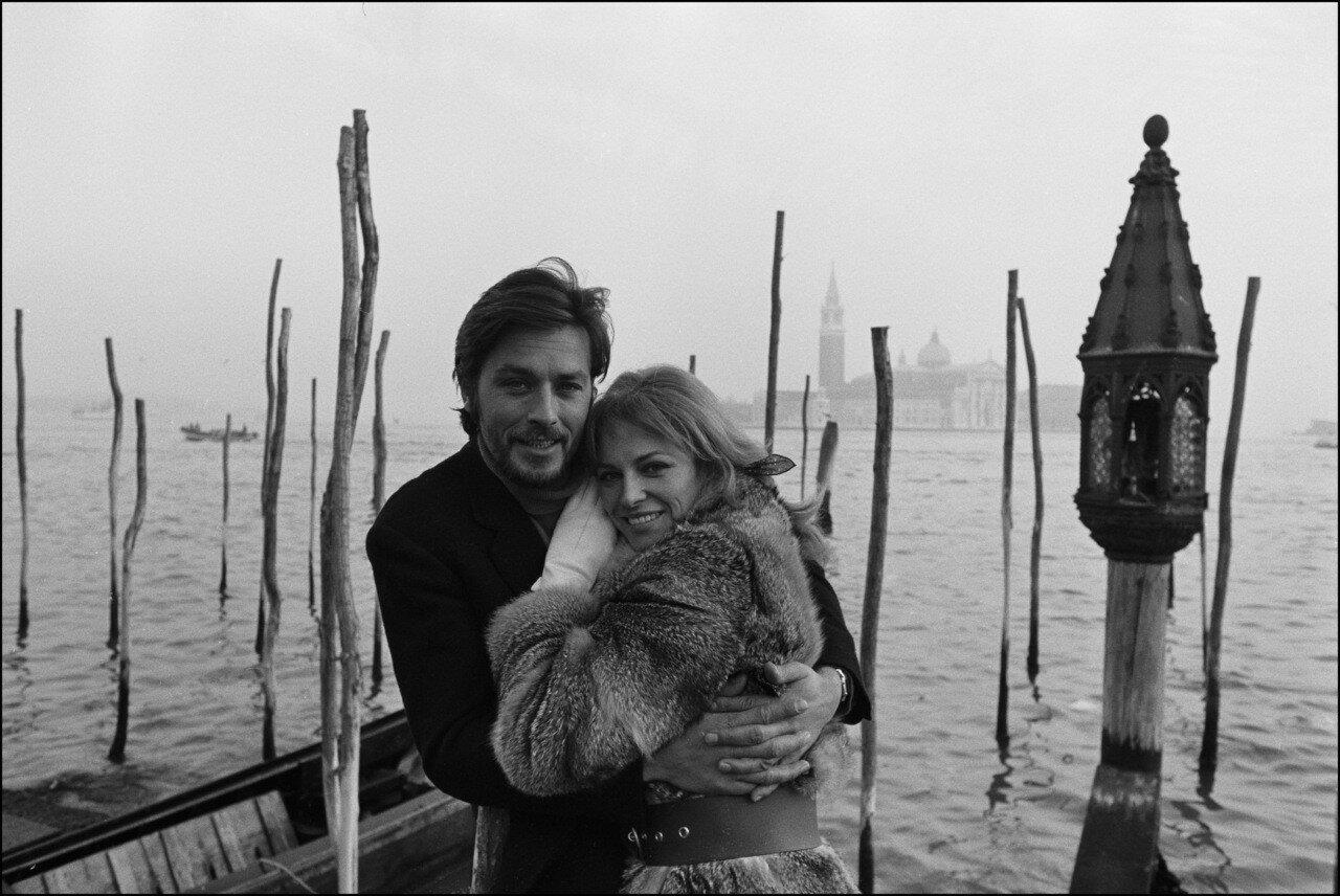 1968. В Венеции с Натали