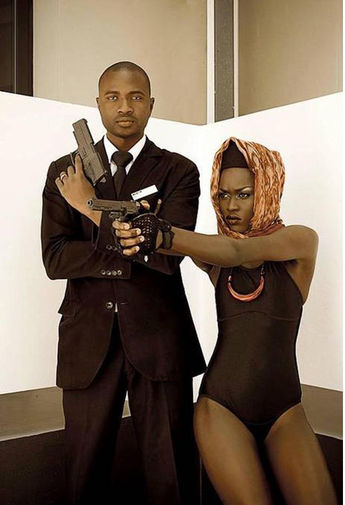 «Вид на убийство», Дакар, 2013