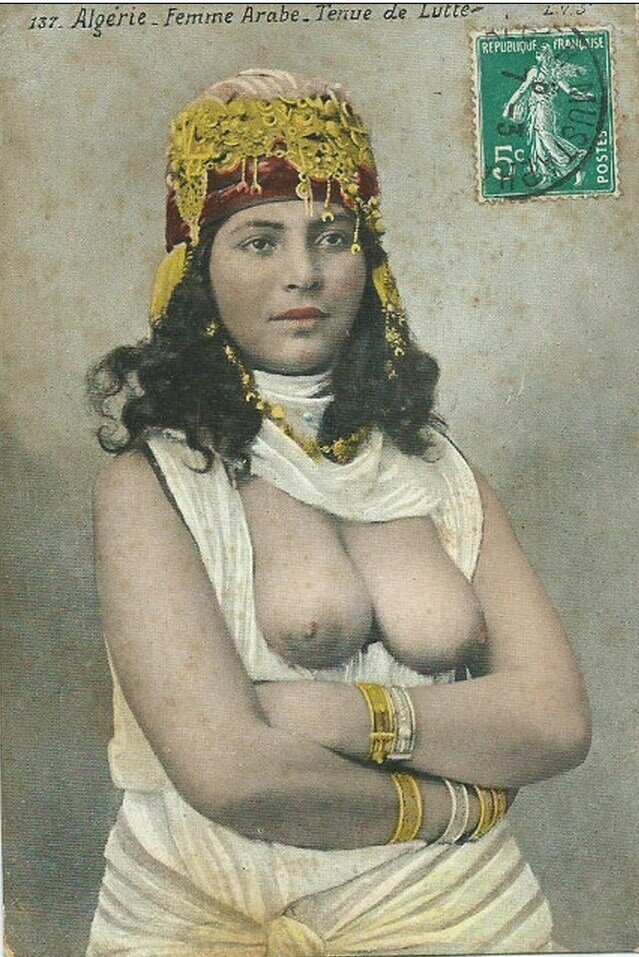 1920-е. Арабка