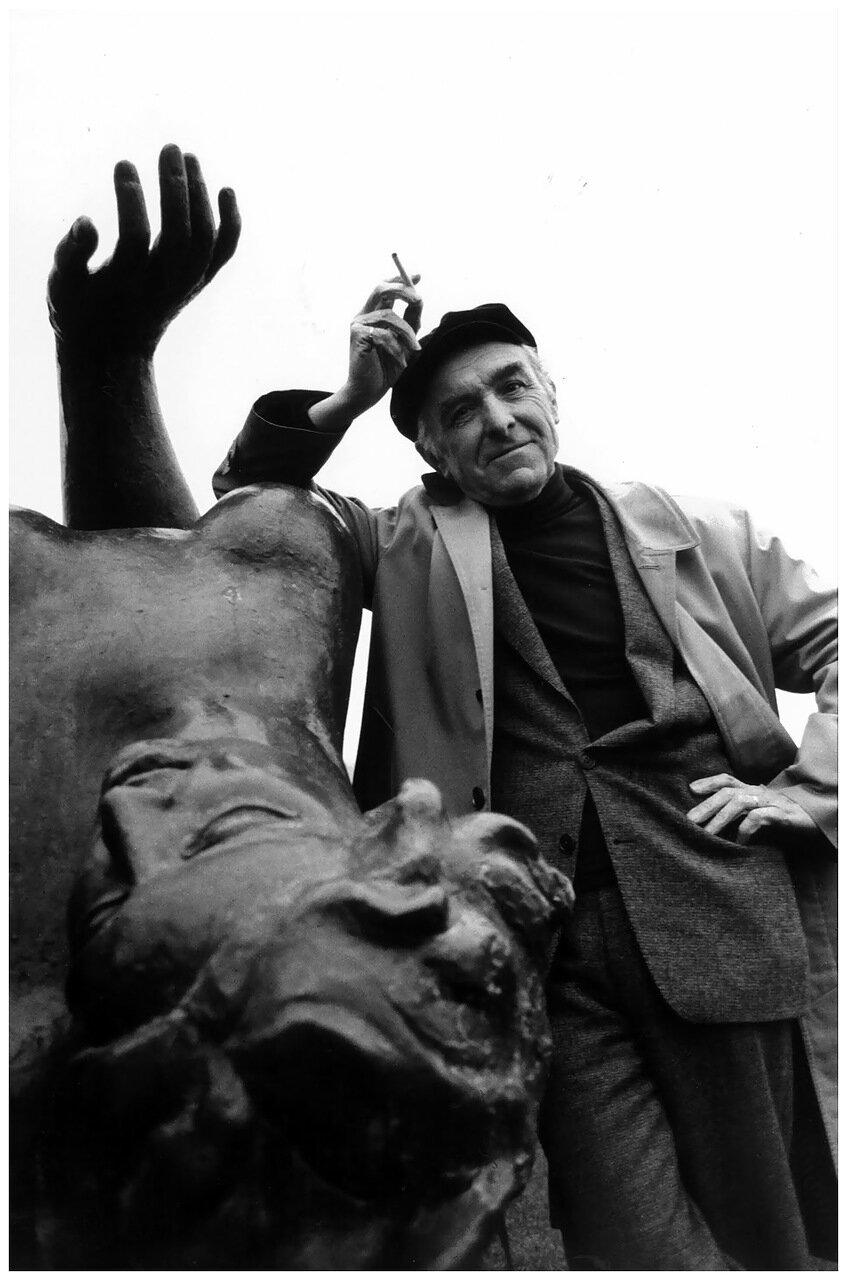 1983. Робер Дуано