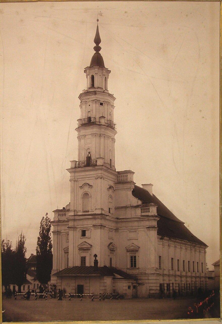 03. Вид здания Городской Думы