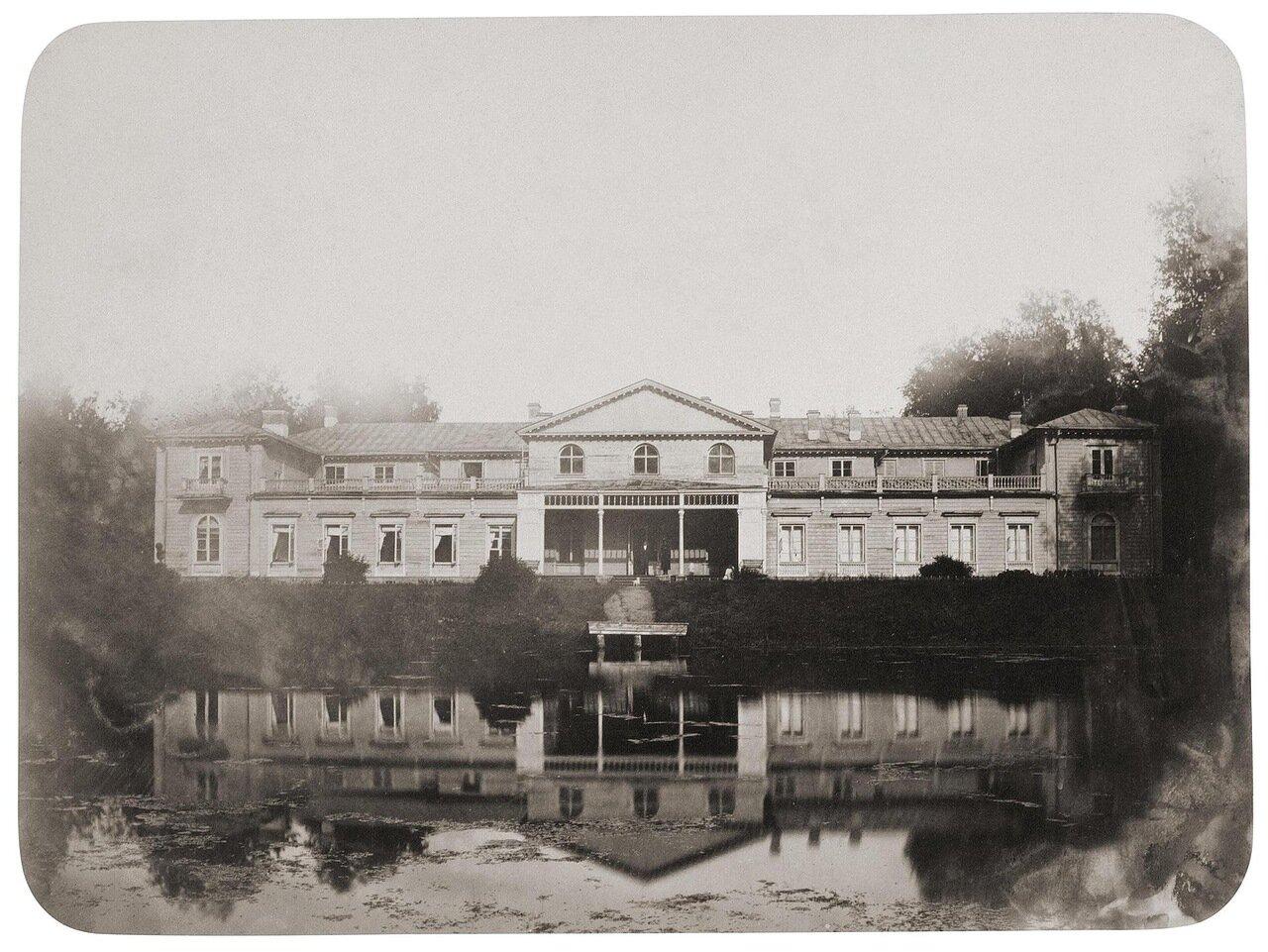 Константиновский дворец в Павловске. 1867