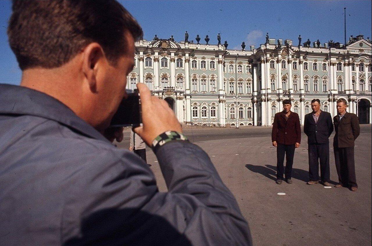 15. Фотограф за работой