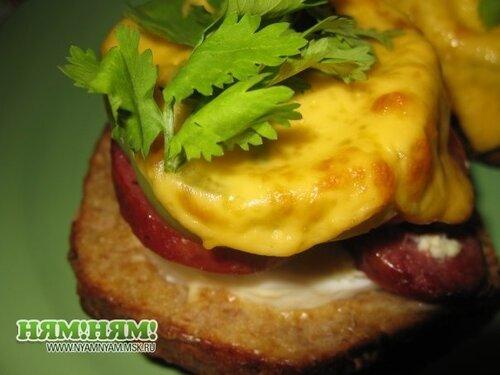 Горячий бутерброд Гулливер