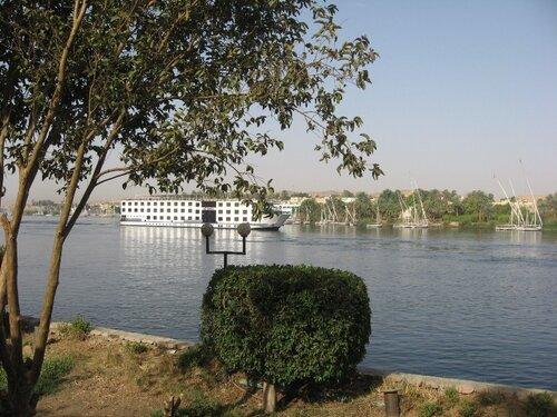 Асуан, Isis Corniche 4*