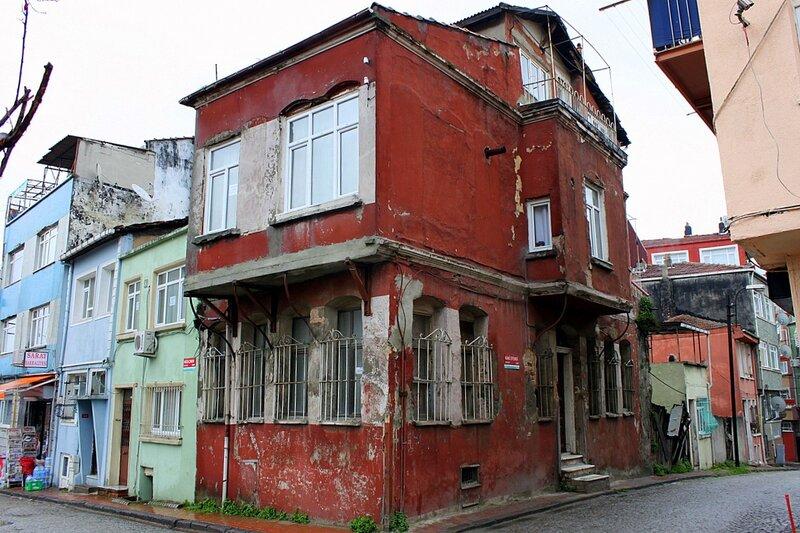 Улочки Стамбула