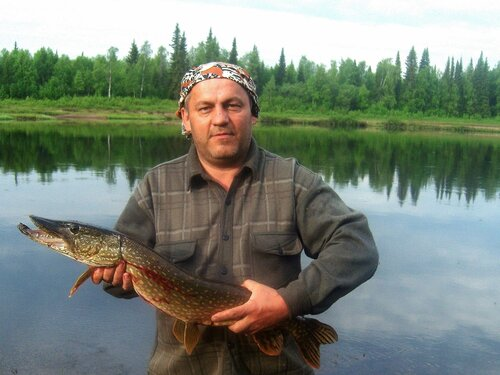 Рыбалка на реке пожег коми