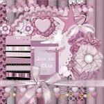 «Roseglitterknit» 0_563e9_95d9ce2d_S
