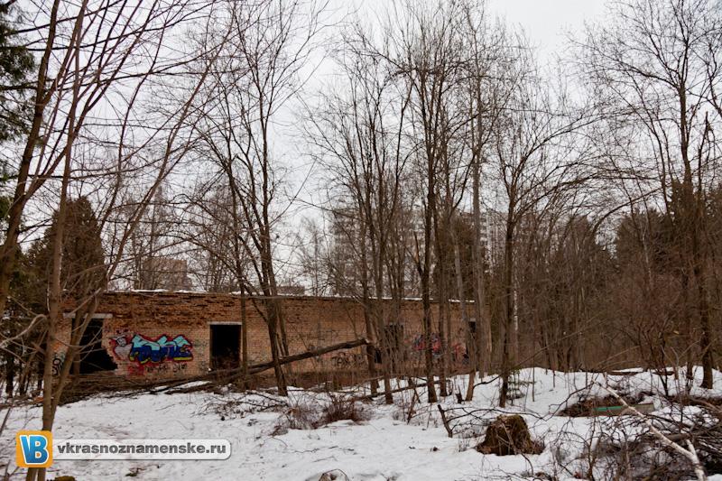 В бывшем детсаде КГБ в сентябре по слухам начнется строительство ?