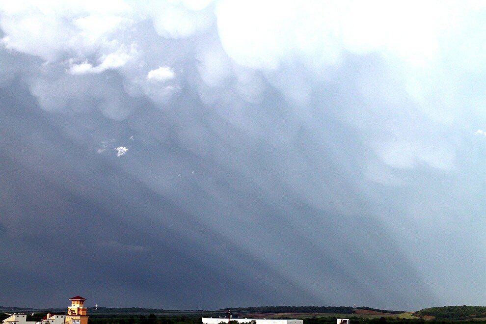 Fort Smith Storm Clouds