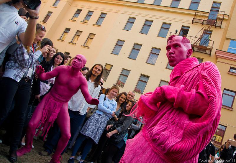 Kud Ljud, Invasion, Тот Самый Фестиваль, уличный театр, фото