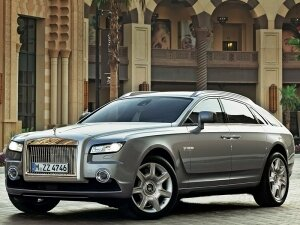 Rolls-Royce разрабатывает внедорожник