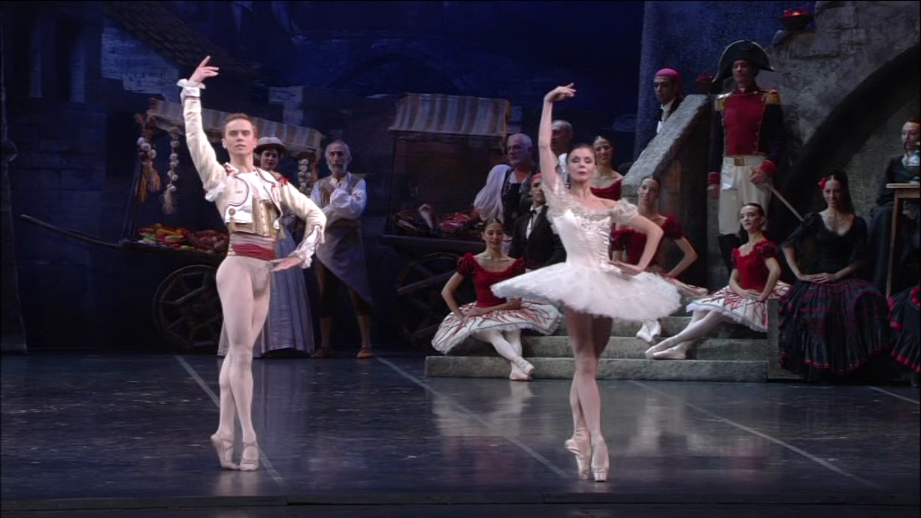 Минкус - Дон Кихот / Minkus - Don Quixote [Teatro alla Scala] (2014) DVD5