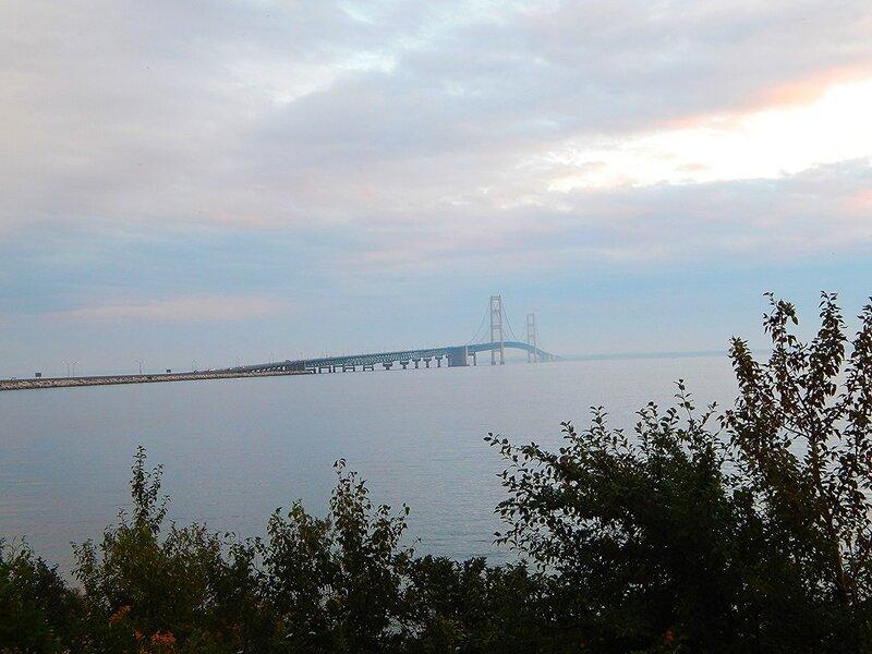Мост Макино.