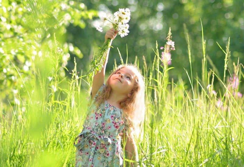 Волшебное лето