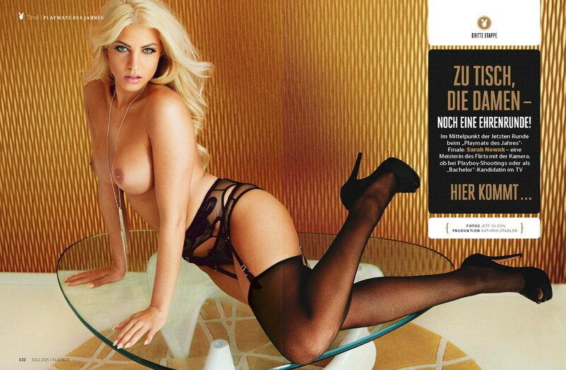 Playboy Germany july 2015