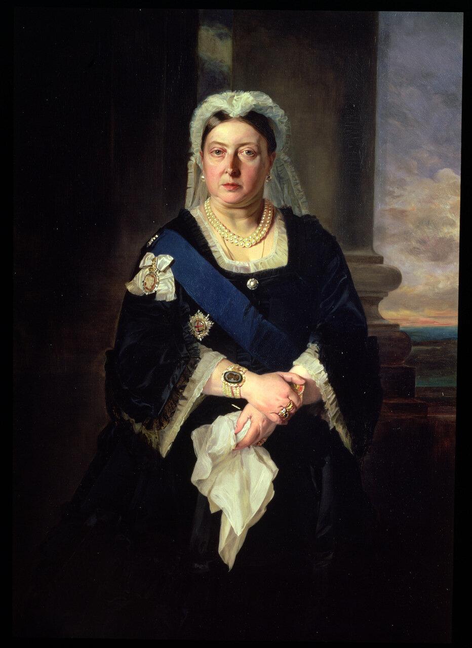 королева виктория в старости дизайн