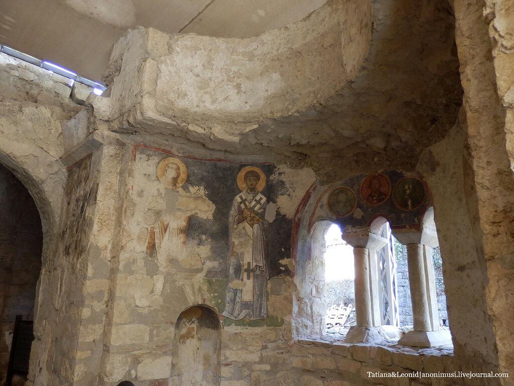Церковь Николая Чудотворца в Мире Ликийской. Турция