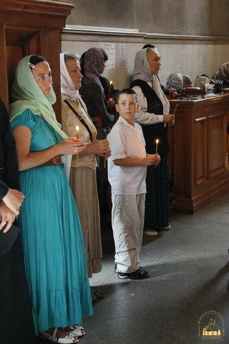 24. Беженцы в Святогорской Лавре