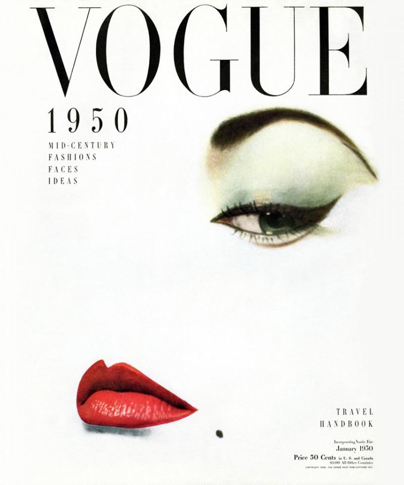 Обложки журналов мод прошлого (29 фото)