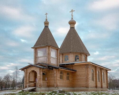 Храм Свт. Николая Чудотворца г. Резекне