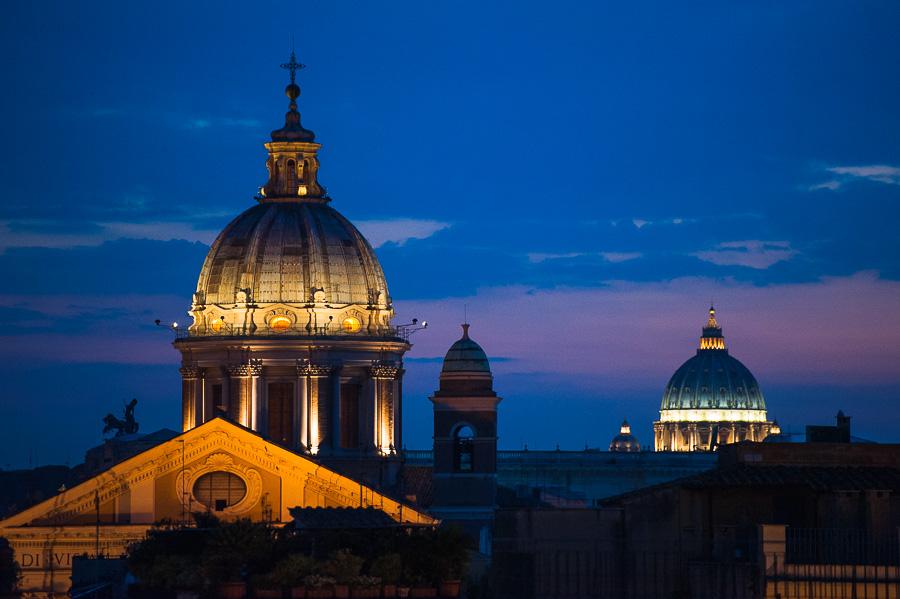 Рим с точки зрения человека, мечтающего потрепаться ни о чем
