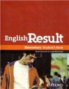 Книга English Result Elementary Student's Book / Учебник