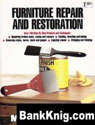 Журнал Furniture Repair And Restoration pdf 36Мб
