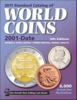Книга 2011 Standard Catalog of World Coins 2001-Date (5th Edition) pdf (ocr) > rar  101,7Мб