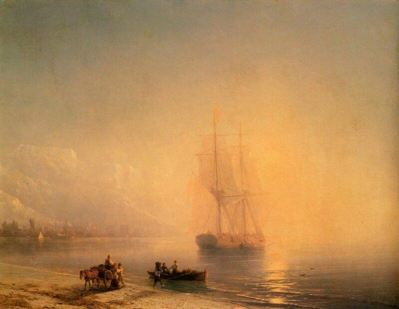 Айвазовский. Спокойное море.jpg
