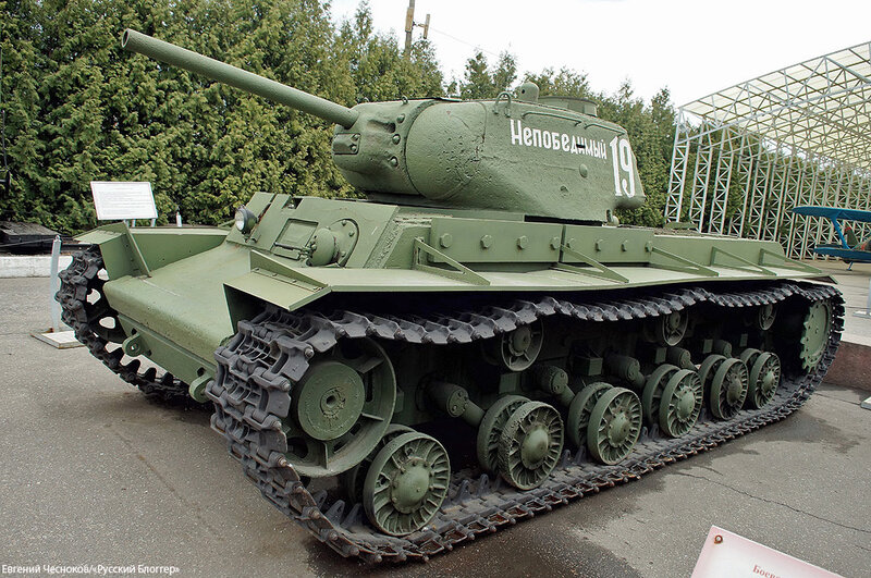 22. Музей ВОВ. 21.04.15.39. танк КВ-1С..jpg