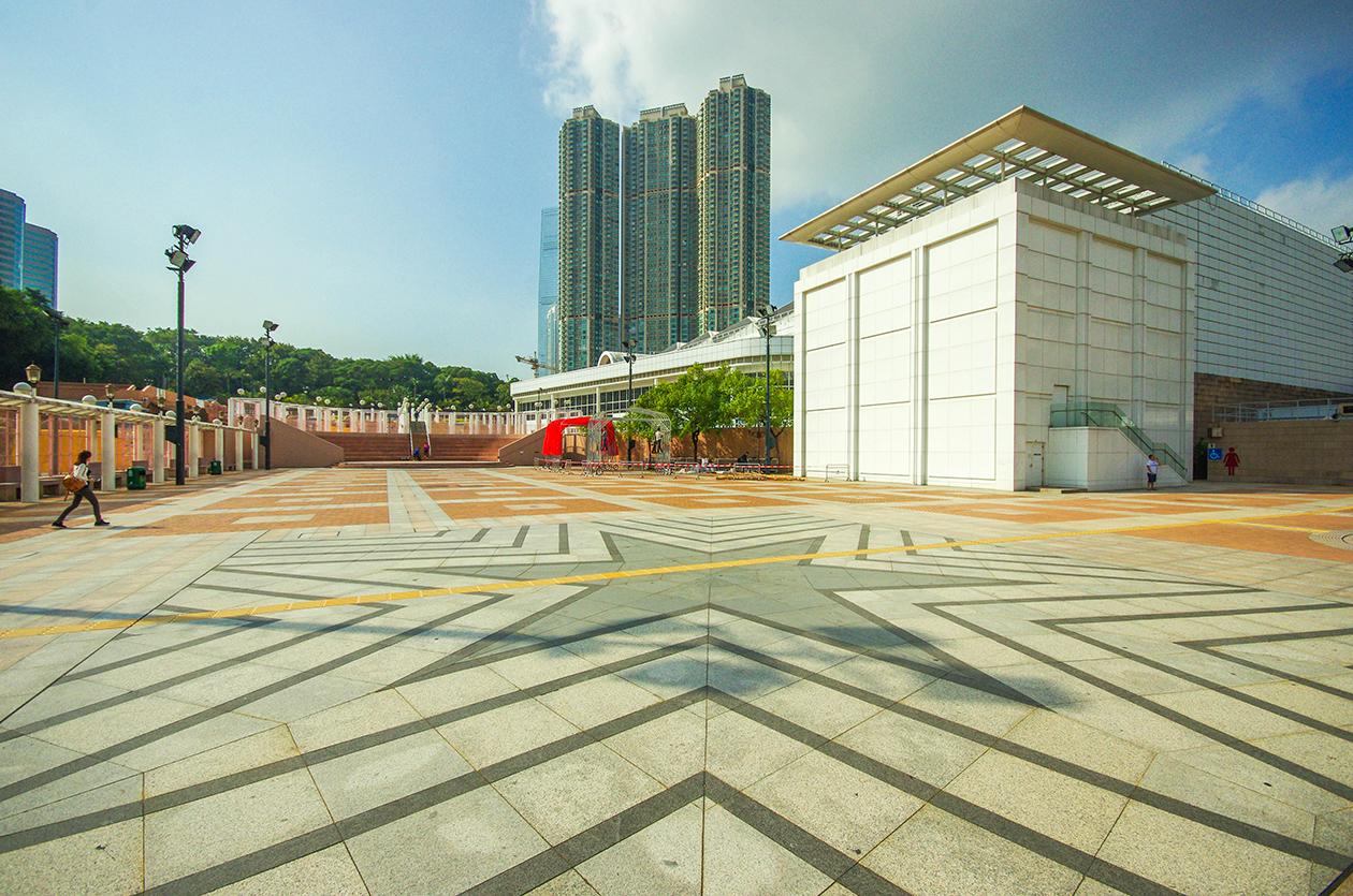 В Гонконге