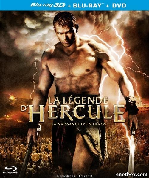 Геракл: Начало легенды / The Legend of Hercules (2014/BD-Remux/BDRip/HDRip/3D)