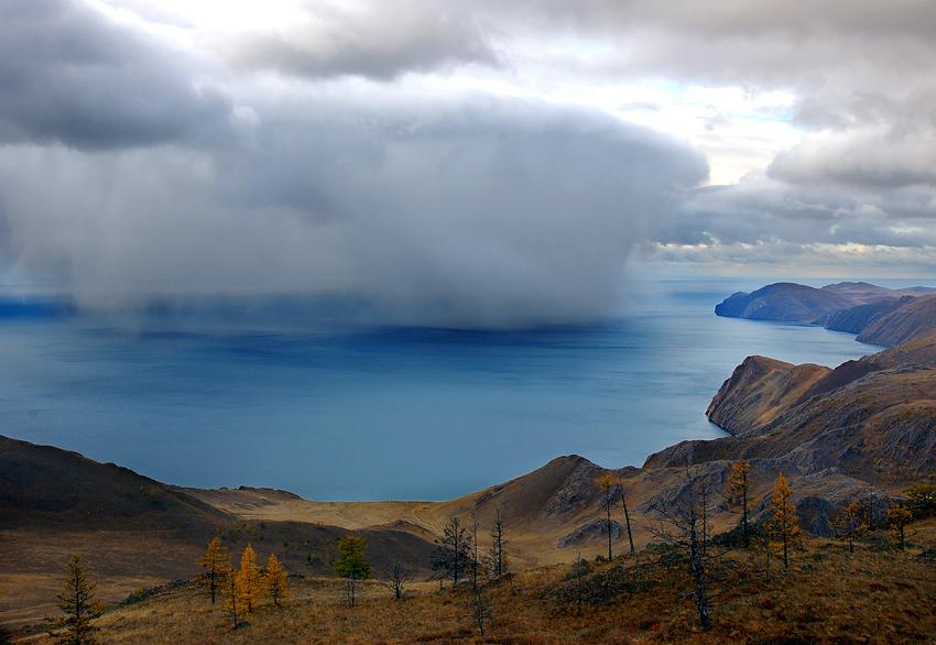 Малое море, Байкал