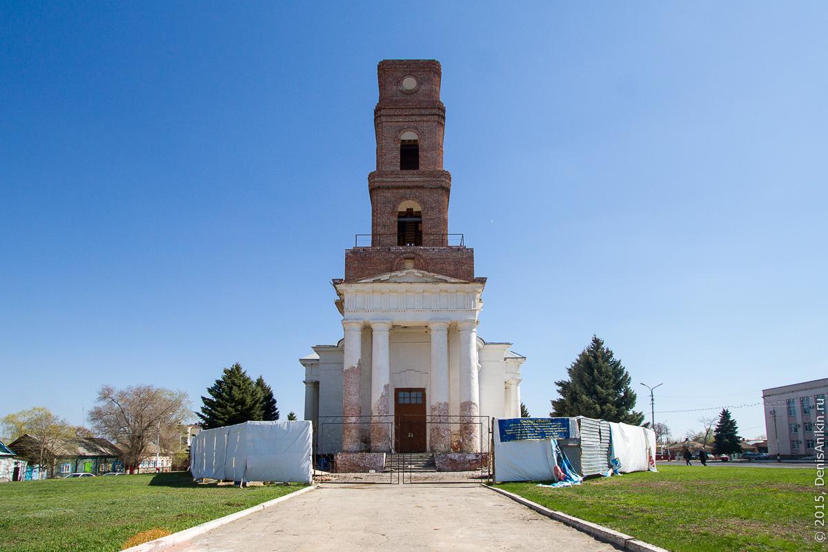 Церкви в Марксе 10