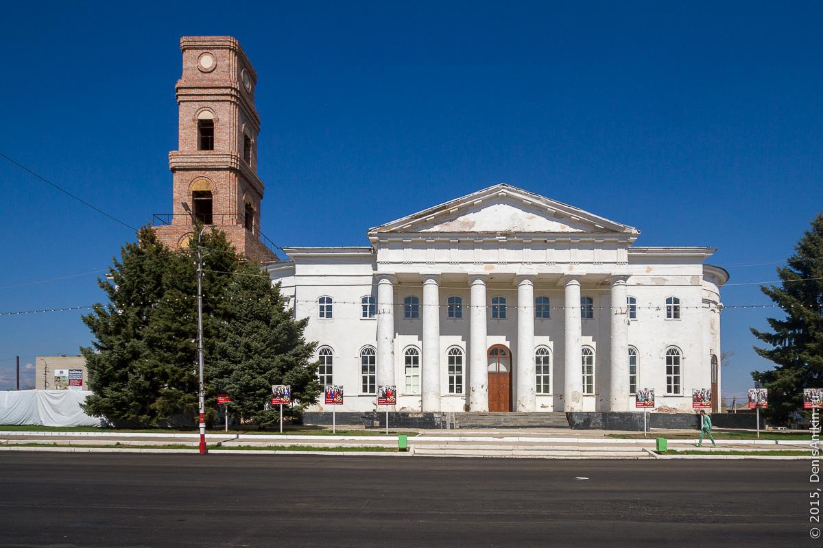 Церкви в Марксе 12