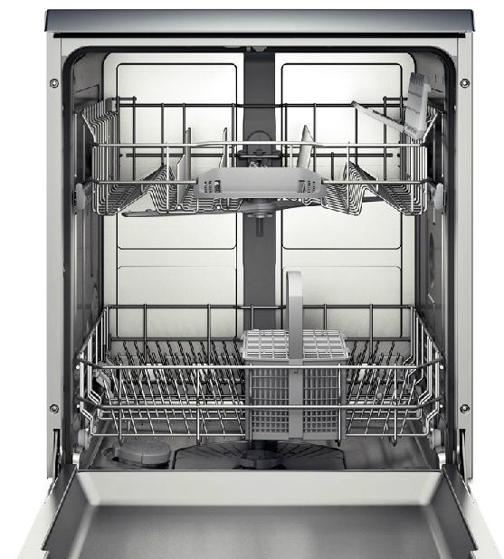 внутренности посудомоечной машины