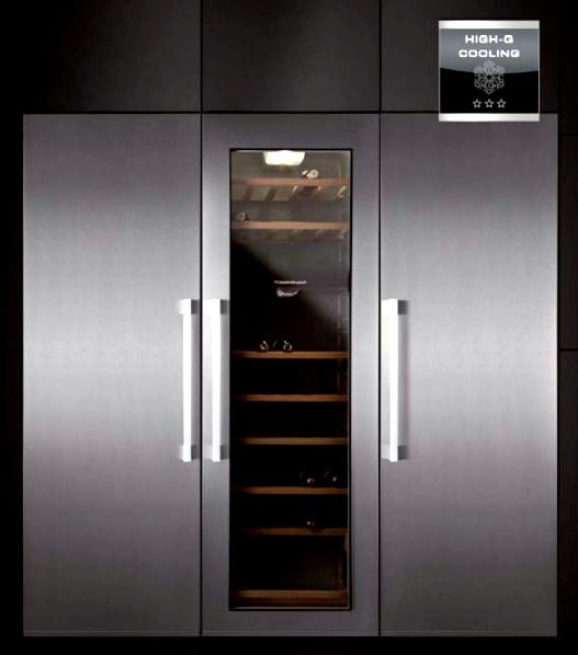 kuppersbusch холодильники и морозильники Германия