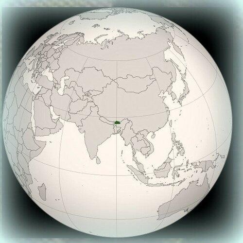 Бутан - одна из самых загадочных стран планеты