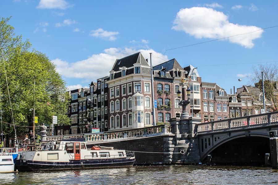 Автомобильное путешествие Голландия