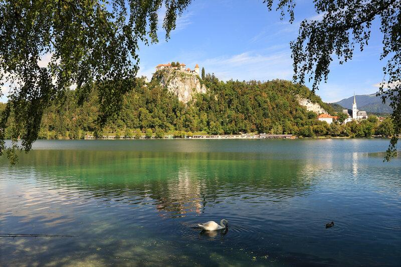 Озеро Блед (Lake Bled) Словения