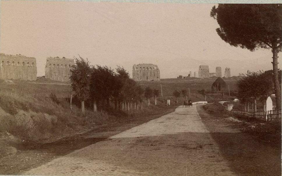 Аппиева дорога и Акведук Клавдия