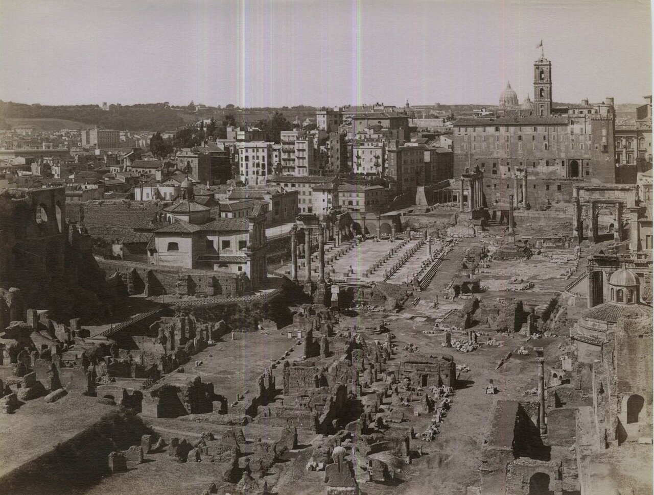 Форум и руины Табулария