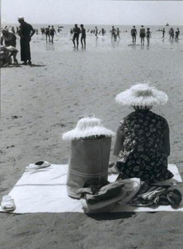 1959. Ле-Сабль-д'Олон